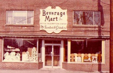 Beverage Mart History