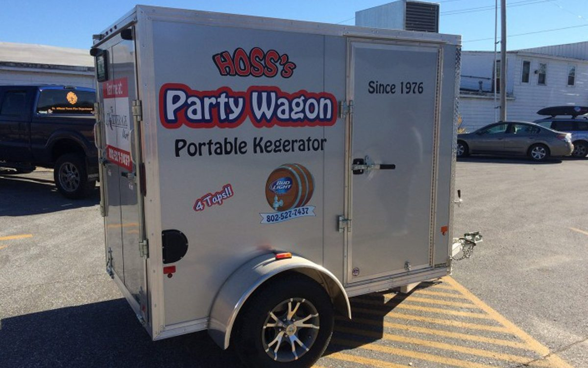 Party Wagon Rental