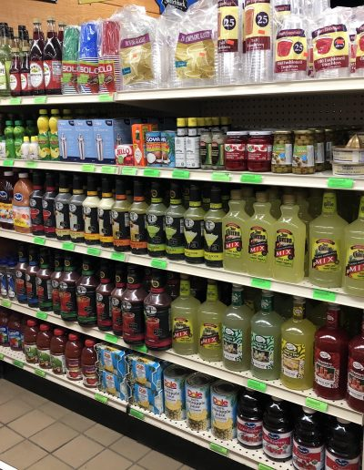 Variety of Drink Mixers