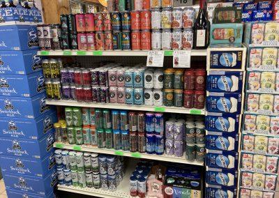 Beverage Mart Beer Selection