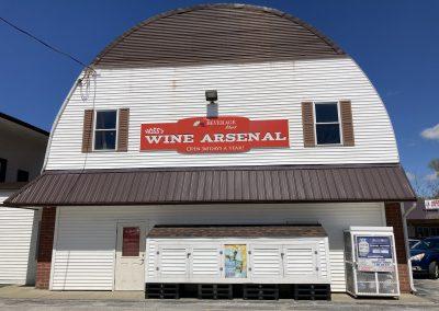 Wine Arsenal, Vermont