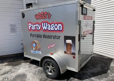 Party Wagon, St. Albans, VT