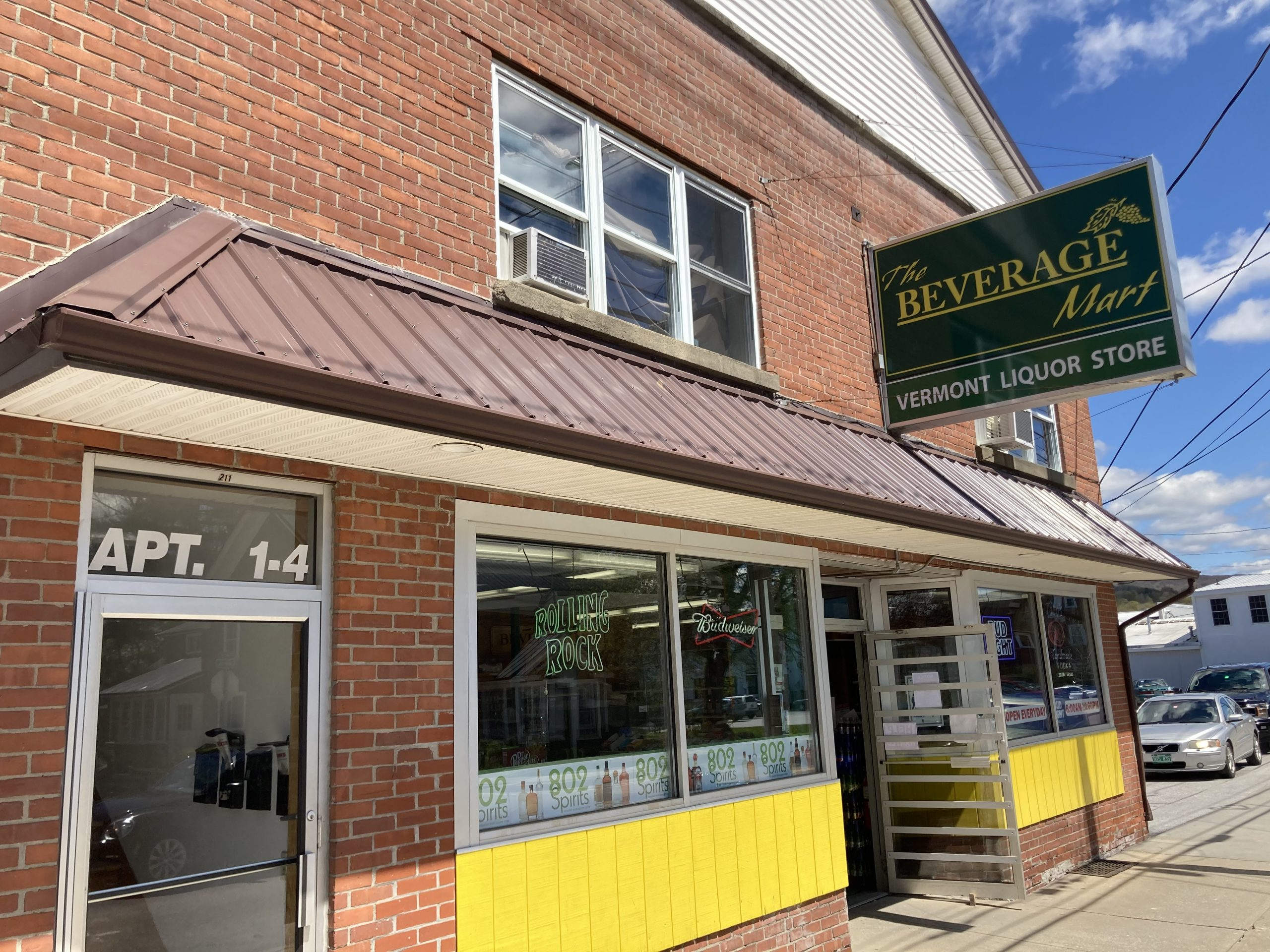 The Beverage Mart, Liquor Store in St. Albans, VT
